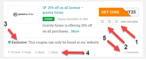 how to use a coupon code to get discounts at offerage